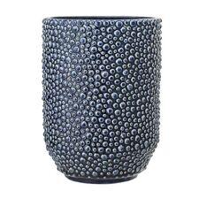 Bloomingville Vase blau (20 5 Cm)