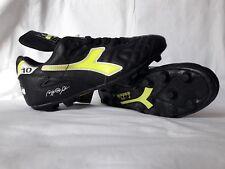 Diadora Roberto Baggio RB10 rare football soccer shoes, EU 41 US 8 UK 7.5, New