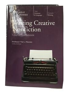 Great Courses DVD Writing Creative Nonfiction by Tilar J. Mazzeo