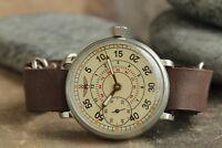 Soviet Wrist Watch men's mechanical  Russian quality / Serviced