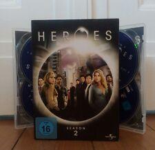 Heroes-Season 2 /4DVD Set/+Bonusmaterial/Neuwertig