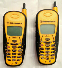 Motorola I700PLUS Nextel Mobile Phones (2) – Used