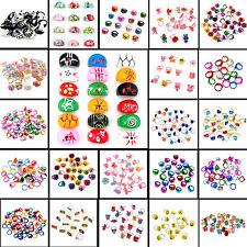20 Stück Kinderringe Ringe für Mädchen Geburtstag Mitgebsel Mitbringsel Kinder