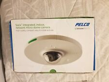 New Pelco Sarix Integrated Indoor Network Micro Dome Camera IL 10-DA
