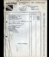 "NEVERS (58) EPICERIE CONFISERIE ""A. ROBERT"" en 1934"