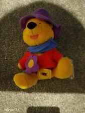 Mattel Ride 'em Cowboy Winnie The Pooh Star bean Bnwt