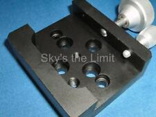 Universal Dovetail Platform for telescope female black