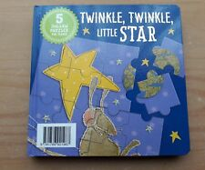 twinkle twinkle little star jigsaw book
