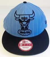 "NBA Chicago Bulls ""Windy City"" New Era 9Fifty Snapback - New Without Tags"