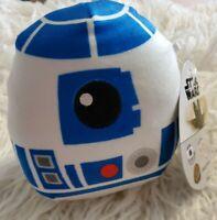 """Star Wars R2-D2 Mini Squishmallows 5""""  Collection 2020 RARE NEW"""