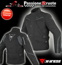 Giacca touring dainese Ice Evo GoreTex taglia 54 nero dark-gull-gray moto jacket