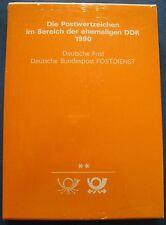 NO7) DDR Jahrbuch 1990 OVP, Original verpackt