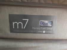 King size m7 SLEEP NUMBER bed