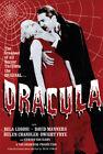 Dracula (1931) Bela Lugosi Vampire Horror Retro Vintage-Style 24x36 Movie Poster