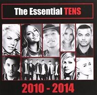 THE ESSENTIAL TENS 2010-2014 2CD NEW 10's Pink Meghan Trainor Script Veronicas