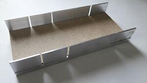 Schneidlade Gehrungslade Alu Aluminium Holz breit 245 x 106 x 40 mm 45° 90°