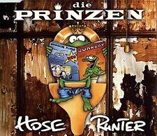 Die Prinzen Hose runter (1996) [Maxi-CD]