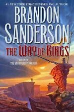 THE WAY OF KINGS - SANDERSON, BRANDON - NEW HARDCOVER BOOK