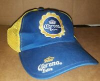 Corona Extra Beer Cerveza Trucker Mesh Baseball Hat Cap Snap Back One Size
