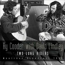 Ry Cooder With David Lindley - Two Long Riders - CD - New
