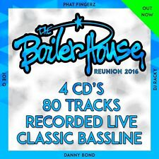 Boiler House Reunion Live 2016 - Box Set