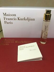 Maison Francis Kurkdjian Paris Baccarat Rouge 540 Extrait de parfum 12 ml Sample