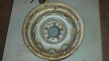 """rallye pymouth mopar b-body gtx 1968 68 500 rim wheel spare 14"""" 6.0"""" coronet gtx"""