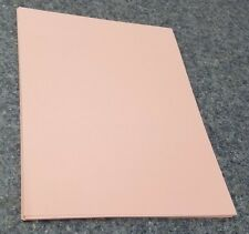"25 Sheets of 8.5 X 11"" 67lb. Pink Vellum Finish Craft or Copy Card Stock"