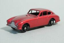 1958 Matchbox - No 53 / 4 Aston Martin - Lesney Prod. original but toarched?