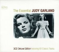 Judy Garland Essential 3-CD Box Set NEW SEALED Over The Rainbow/Easter Parade+