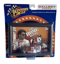 1:64 Scale Tony Stewart #20 Home Depot Gallery Series Action Racing 2002