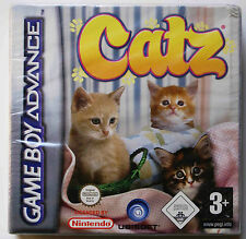 CATZ (NEW SEALED) sur Nintendo GAME BOY ADVANCE GBA