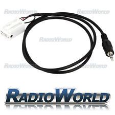 Mercedes 3.5mm AUX Input Adapter Audio iPod Cable Audio 20 30 A B C S R M Class
