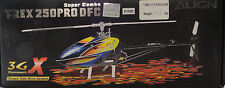 Align Trex 250 Pro DFC 250 Sized Electric Helicopter