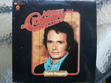 """12"""" Merle Haggard and the Strangers - Masters of Country & Western Vol.3 ------"""