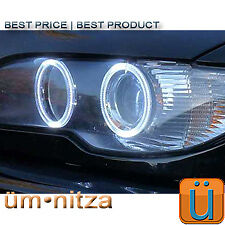 BMW 2004-6 E46 3-Series Coupe Convertible Umnitza Orion V4 LED Angel Demon Eyes