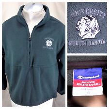 Champion North Dakota Fighting Sioux (Small) Old Logo NCAA Fleece Sweatshirt
