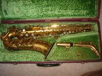 "Used Alto saxophone ""Lignatone Classic Amati Kraslice"""