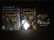 Ratchet Gladiator Play Station 2 PS2 PAL ESPAÑOL