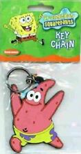 SpongeBob Square Pants Friend Patrick Running Figure Keychain 2001, NEW UNUSED