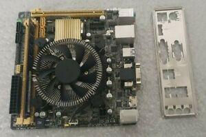 34x Job Lot Motherboard CPU + Ram Intel Core i3 i5 4th,6th,7th Gen MSI Asus HDMI