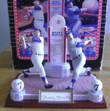 Mickey Mantle signed autograph Sports Impression figurine Yankees FREE SHIPPING