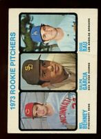 1973 Topps High Number #590-660~You Pick~Stars/RCs/SP
