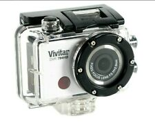 Vivitar WI-FI Digital Video Action Camera w/Remote DVR794HD Waterproof 1080p