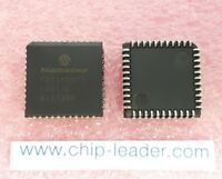 1x Microchip PIC16F877-20I/L ,RISC Microcontroller, 8-Bit, FLASH, CMOS, PQCC-44
