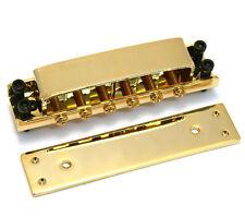 Gold Covered Tunematic Guitar Bridge for Rickenbacker® GB-0515-002