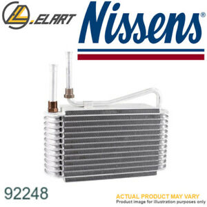 EVAPORATOR AIR CONDITIONING FOR MERCEDES BENZ VITO MIXTO BOX W639 NISSENS