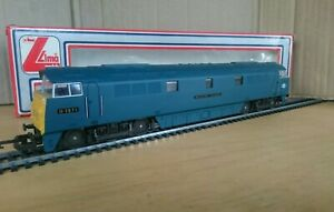 Lima OO Gauge Class 52 D1071 Western Renown BR Blue . Boxed