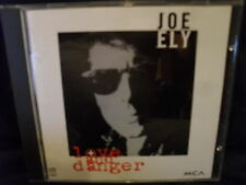 Joe Ely ‎– Love And Danger