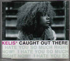Kelis- Caught out there cd maxi single
